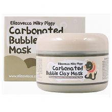 Глиняно-пузырьковая маска (Elizavecca Milky Piggy Carbonated Bubble Clay Mask) – 100 грамм