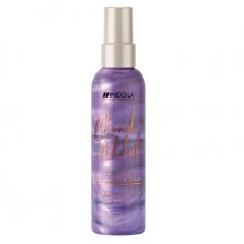 Спрей для холодного оттенка блонд (Indola Blond Addict Ice Shimmer Spray) – 150 мл