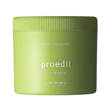 Изображение Крем для волос Lebel Proedit Hairskin Wake Relaxing Cream – 360 мл