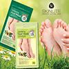 Skinlite носочки для педикюра, скраб, пилинги