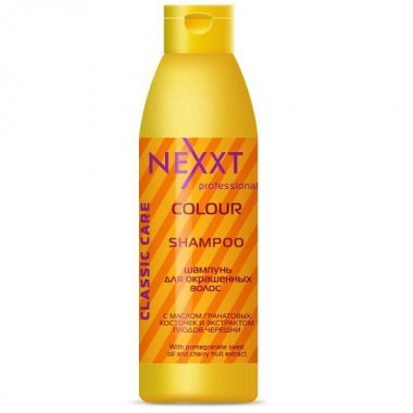 Изображение Шампунь для окрашенных волос (Nexxt Colour Shampoo) – 1000 мл
