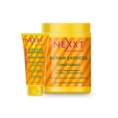 Изображение Экспресс-кондиционер для волос восстанавливающий (Nexxt Repair Express-Conditioner)
