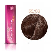 Каска Wella Color Touch Plus (55/03 шафран) – 60 мл