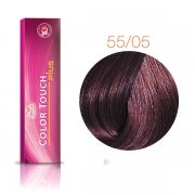 Каска Wella Color Touch Plus (55/05 турмалин) – 60 мл