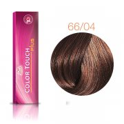 Каска Wella Color Touch Plus (66/04 коньяк) – 60 мл