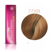 Каска Wella Color Touch Plus (77/03 карри) – 60 мл