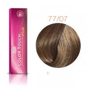 Каска Wella Color Touch Plus (77/07 олива) – 60 мл