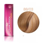 Каска Wella Color Touch Plus (88/03 имбирь) – 60 мл
