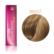 Каска Wella Color Touch Plus (88/07 платан) – 60 мл