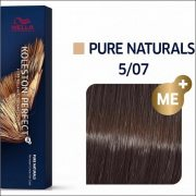 Краска для волос Wella Koleston Perfect ME+ (5/07 кедр) – 60 мл