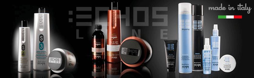 Echosline для волос банер