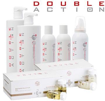 hair company double action ламинирование волос