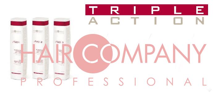 Ламинирование волос Triple Action Hair Company