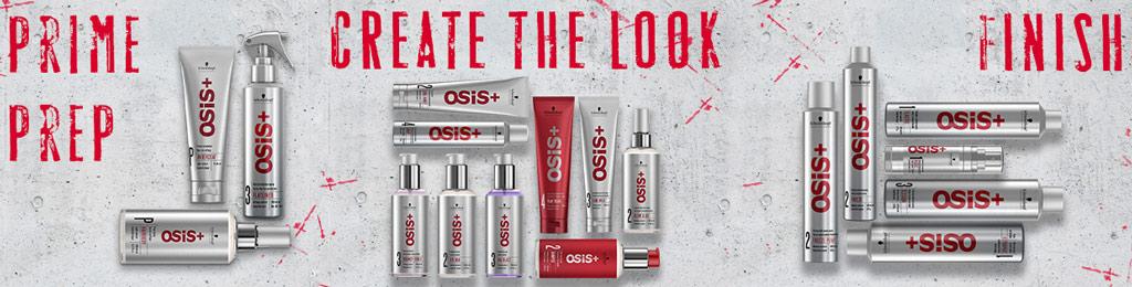 OSiS+ Schwarzkopf Professional