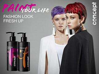 Ссылка на каталог презентации Concept Fashion Look