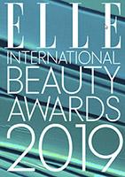 Логотип Elle International Beauty Awards 2019